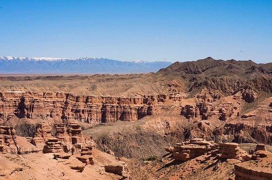 Excursión de un día a Charyn Canyon