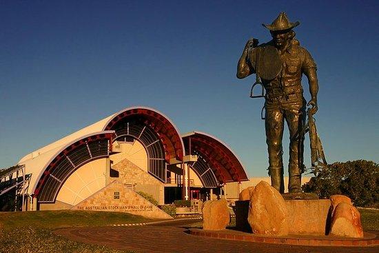 Australian Stockman's Hall of Fame...