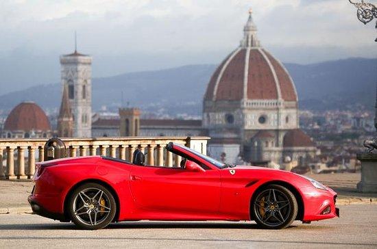 Cappuccino in Ferrari 70 km