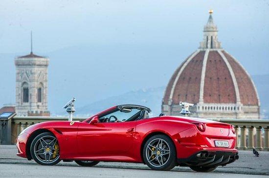 Espresso in Ferrari 100 km