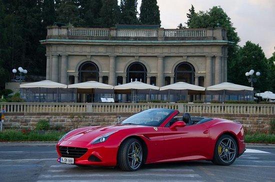 Pranzo na Ferrari 26 km
