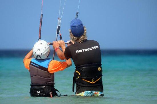 Kitesurfen 2 Stunden Privatstunde