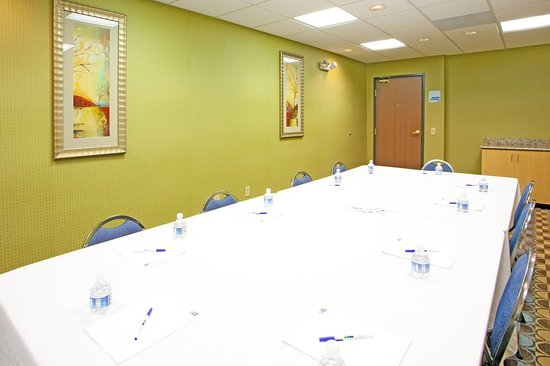 Holiday Inn Express Hotel & Suites Thornburg-S. Fredericksburg: Meeting room