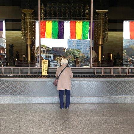 総持寺(西新井大師)