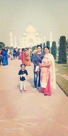 The Taj, Agra