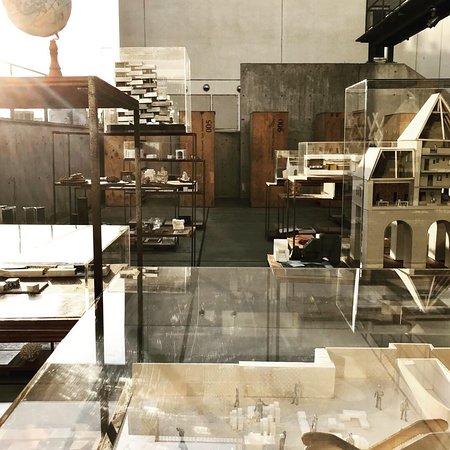 田根 剛  Tsuyoshi Tane|未来の記憶 Archaeology of the Future―Search & Research 2018年10月18日(木)~12月23日(日・祝)