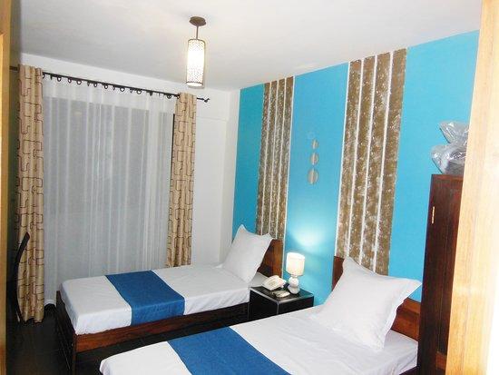 Toamasina Province, Madagascar: Des chambres pour ceux qui sont en groupe ou en famille nous avons pensé à vous  - Blue Lagoon Tamatave