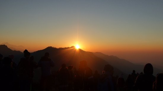 Professional Freelancer Trekking Guide: Sunrise time from Poonhill ,  Ghorepani poonhill trekking in Nepal with guide Tulasi Ram Paudel, Poonhill trekking, Ghandruk ghorepani trekking in Nepal, best guide from Nepal, trek guide from Pokhara,
