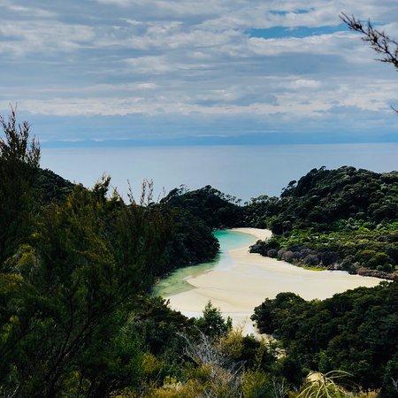 Stunning beaches. Easy tracks