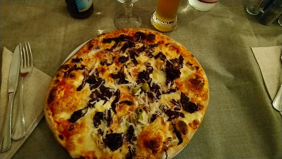 pizz con radicchoi