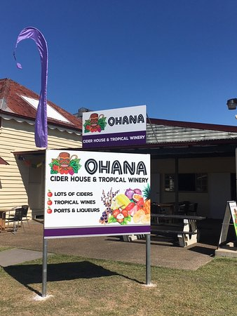 Ohana Cider House & Tropical Winery