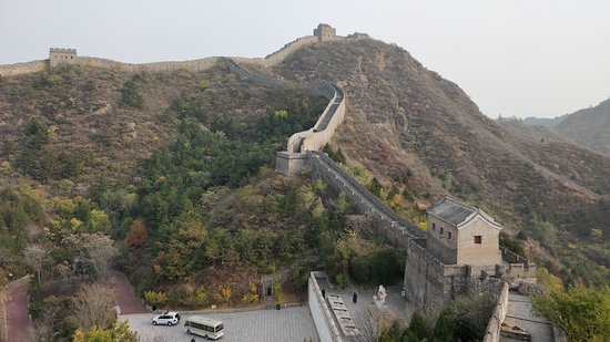 The Great Wall of Gubeikou: Exit point from Jinshanling Great Wall