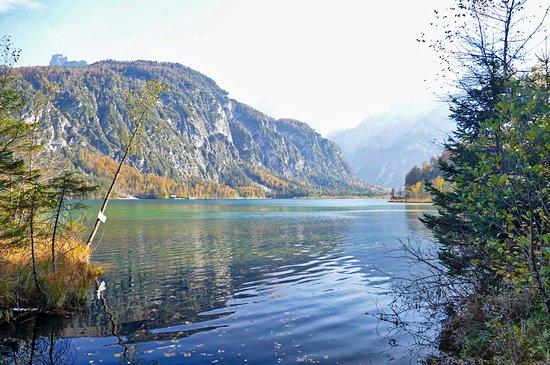 Grünau im Almtal, Austria: Rundweg Almsee