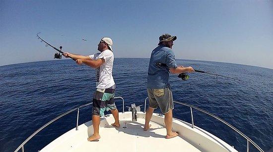 Aden Fishing