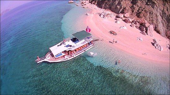Адрасан, Турция: Suluada