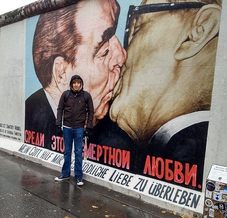 East Side Gallery Photo