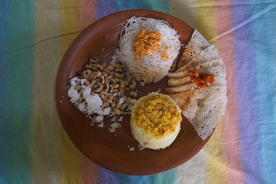 Галле, Шри-Ланка: The Galle Organic Kitchen