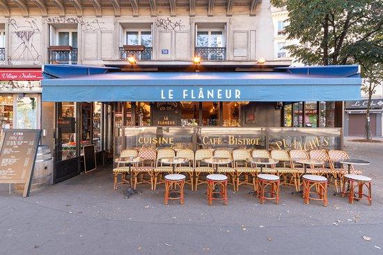 84d740a43e Le Flaneur, Paris - Le Marais - Restaurant Reviews, Photos ...