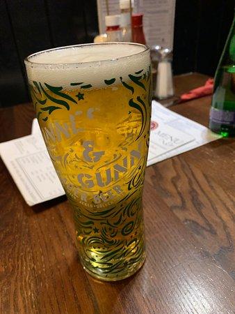 No.1 High Street: Scottish beer