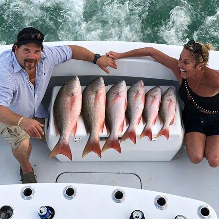 Cutting Edge Fishing Charters