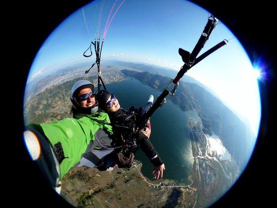 Aerolight Paragliding