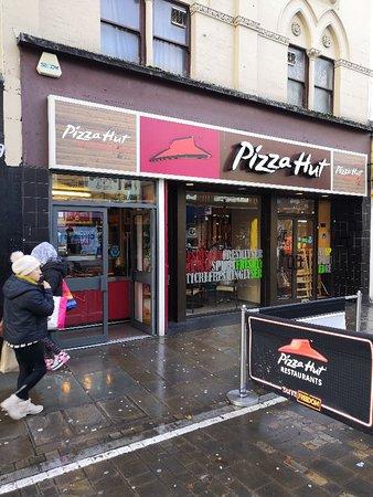 Pizza Hut Croydon 59 61 North End Menu Prices