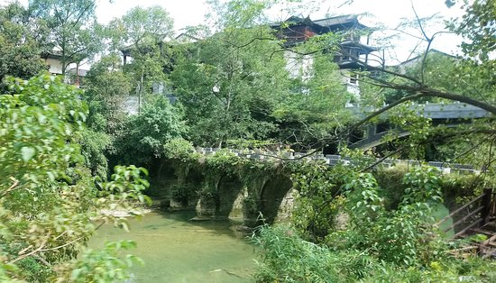 Large Seven-hole Bridge Scenic Resort: 大七孔橋