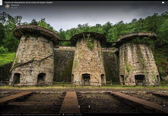 Aizpitta, Centro de Interpretación de las minas de Aizpea