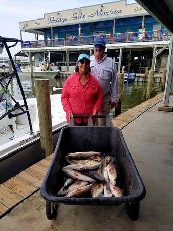 Capt John's Fin-tastic Charters: Another great trip for my Montana friends!