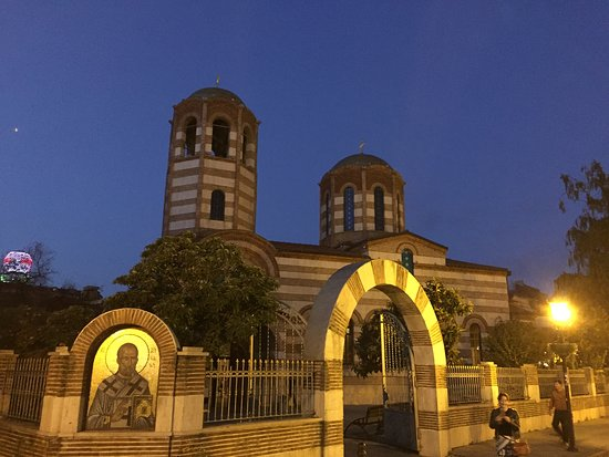 Церковь Святого Николая: Church of St. Nicholas