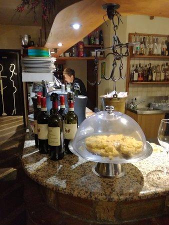 Trattoria San Lorenzo: Locale interno