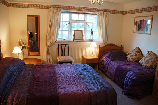 Auplands Guest House: The Westfield Room