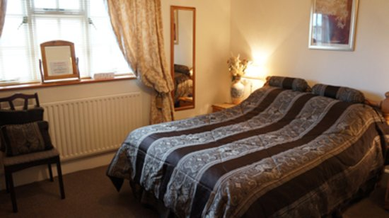 Auplands Guest House: The Waterford Room