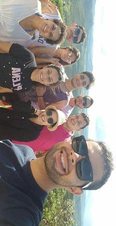 Пиренополис: Momento de descontração com os amigos em Pirenópolis ❤