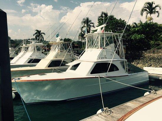 Herradura, Kostaryka: Tres Amigos Sportfishing