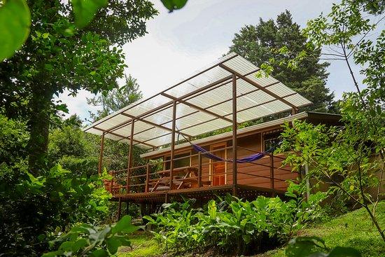 Los Pinos - Cabanas y Jardines