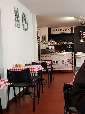 Bistro Nowy Targ: Nice cafe