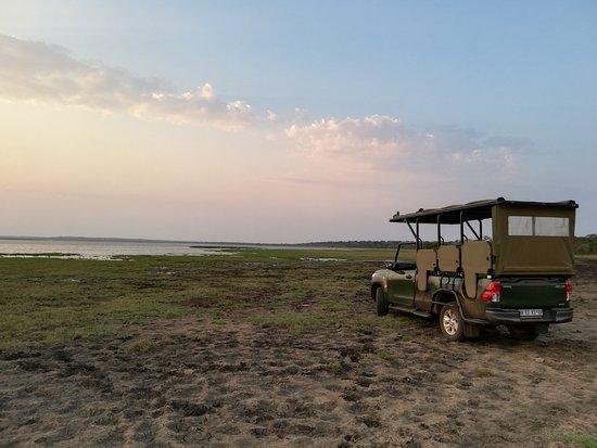 Nibela Lake Lodge: Enjoy a trip to the most beautiful flood plains in Zululand