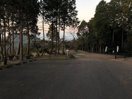 Mino Kaneyamajo Ato: 出丸駐車場