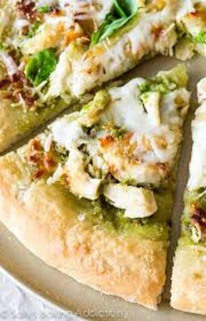 Serrano's Pizza: prima