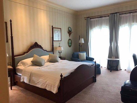 DoubleTree by Hilton Hotel Hangzhou East: 酒店客房比較舒適。