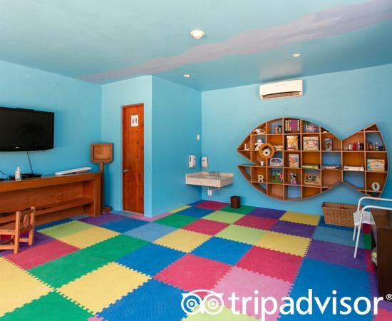 Kids Club at the Presidente Inter-Continental Cozumel Resort & Spa