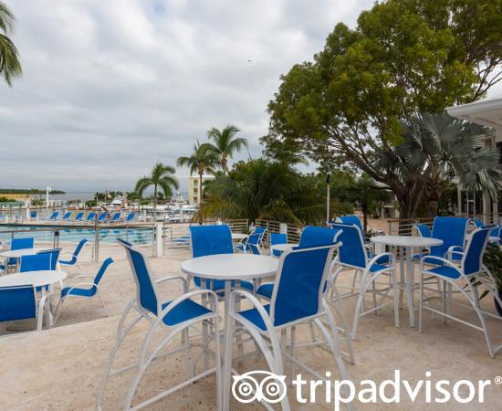 Club House at the Mariner's Club Resort Villas & Marina