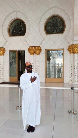 Sheikh Zayed Grand Mosque Center Photo