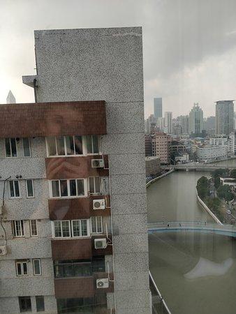 Вид из номера, 14 этаж