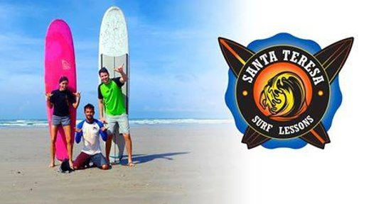 Santa Teresa Surf Lessons: My name is Mauricio Cruz Brenes. I have been surfing for over 20 years and teaching surf lessons for over 10 years. I am Costa Rican. I grew up in the city but once I caught my first wave I knew the beach was where my life would be. I have a passion for surf that keeps me going back for more everyday and I love sharing this passion through teaching and coaching. I am bilingual, (English & Spanish) and certified by the International Surf Association. Sharing my knowledge about surfing,