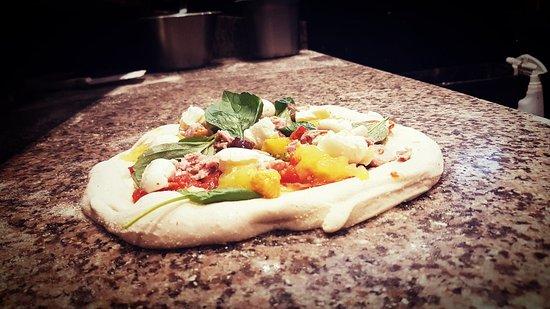 Mozza: La mia passione Servita in un piatto!