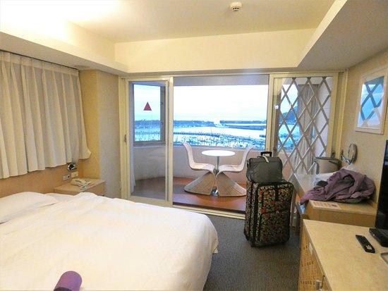 Blue Ocean Hotel: Room 803