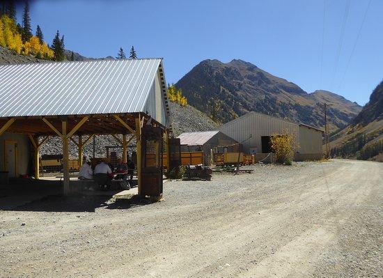 Old Hundred Gold Mine Tour: Vad som är kvar av gruvan
