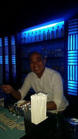 Miramar Al Aqah Beach Resort: Staff from Sensasia Restaurant who was so warm & welcoming thank you
